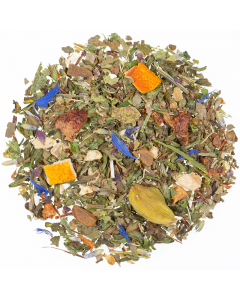 Bio-Anti-Stress-Tee mit Hanf