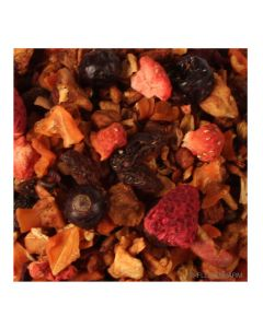 Früchtetee Erdbeer-Himbeer