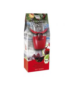 """Tee und Sieb """"Rudolfs Wintertee"""""""