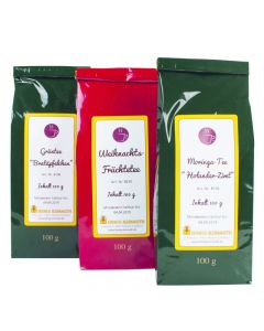 Moringa-Tee Holunder Zimt