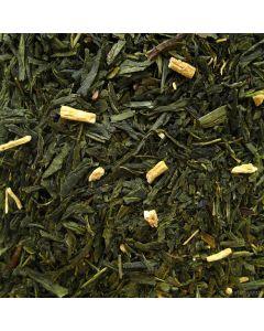 Grüner Tee mit Ginseng natürlich
