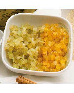 Zitronat, gewürfelt