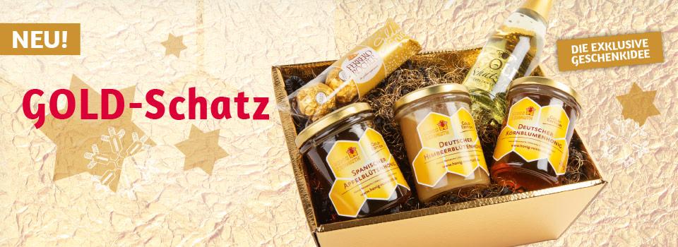 Gold-Edition - unser Bestes zum Fest!