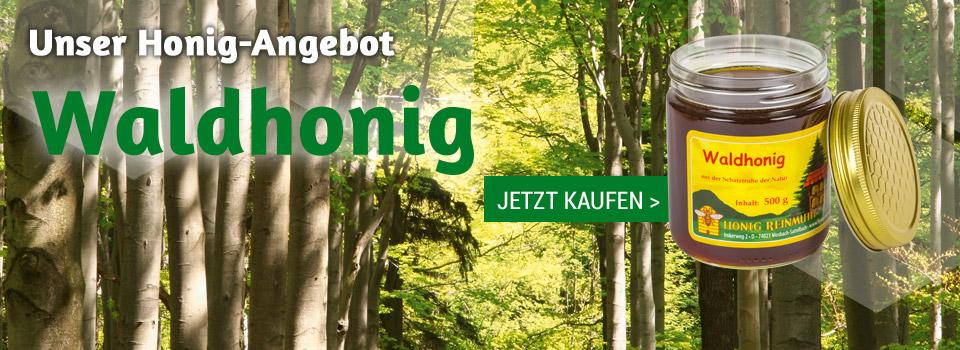 Waldhonig im Sonderangebot - Wald-Honig zum Sonderpreis