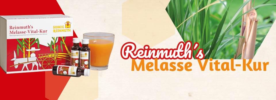 Reinmuths Melasse Vital Kur - jetzt zum Sonderpreis