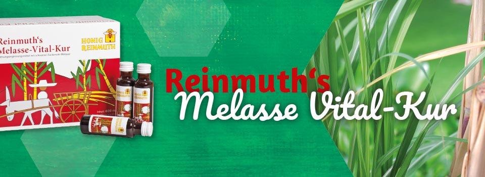 Reinmuths Melasse-Vital-Kur