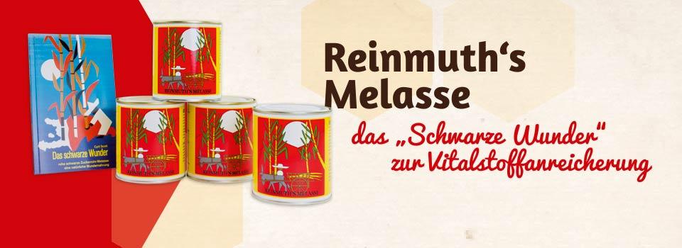 Reinmuth's Melasse - im Sonderangebot