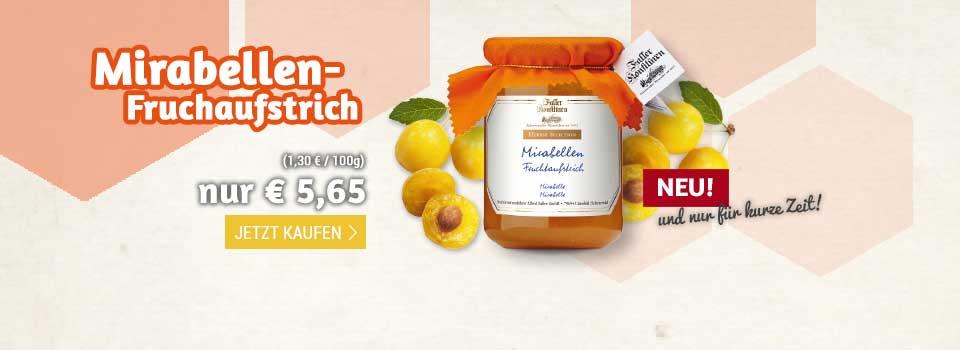 Mirabellen-Fruchtaufstrich