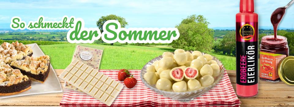 So schmeckt der Sommer