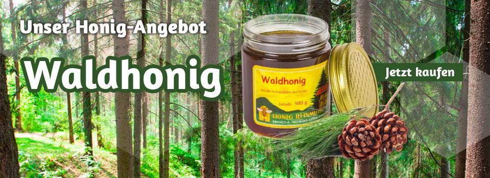 Waldhonig - jetzt im Sonderangebote