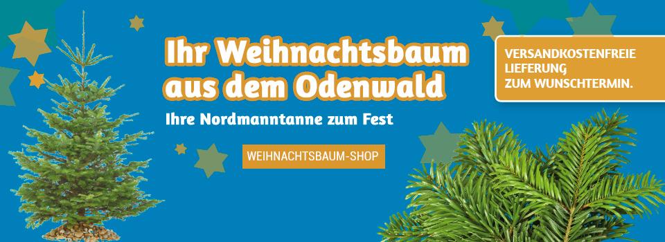 Reinmuths Weihnachtsbaum-Shop