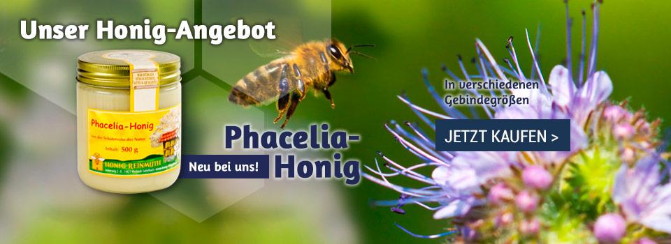 Phacelia-Honig
